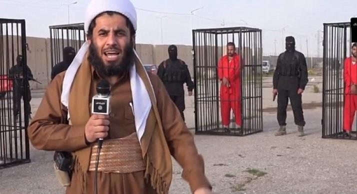 ISIS, il video integrale dei 21 prigionieri curdi in gabbia