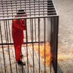 ISIS, il video integrale del pilota giordano bruciato vivo